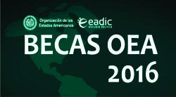 Becas OEA - EADIC